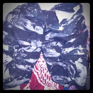 Mens Camo Shorts, worn once